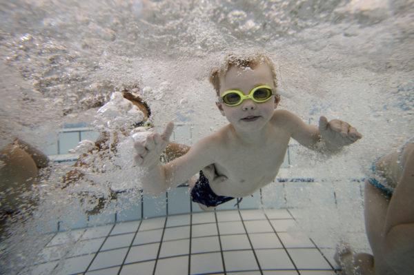 DLRG Kompaktschwimmkurs